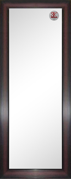 Wall Mirror 3K MR-SPGY026-2460-DBRN-1/8