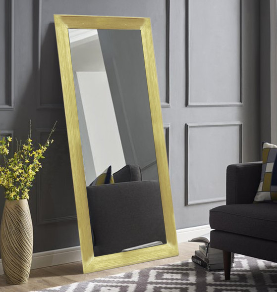Wall Mirror 3K MR-SPGY026-2460-GLD-1/8