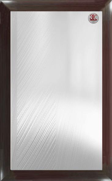 Wall Mirror 3K MR-SPT8050-3648-DBRN-1/8