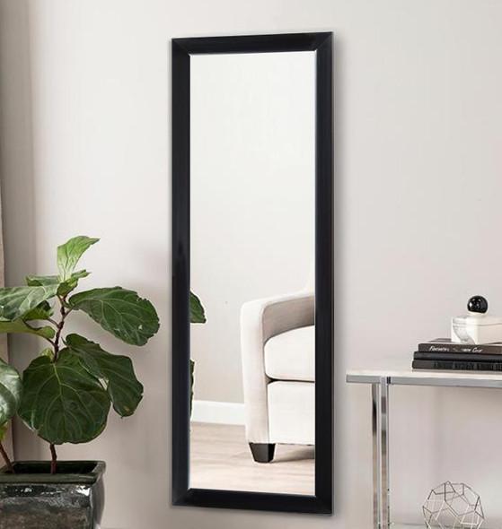 Wall Mirror 3K MR-SPT8050-2460-BLK-1/8