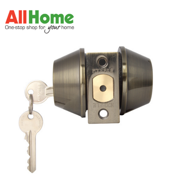 Hafele 911.64.281 Double Deadbolt Lock AB