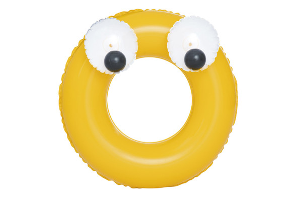 Bestway Big Eyes Design Inflatable Swim Ring