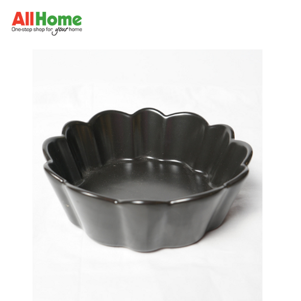 Round  Deep Dish Bowl Plate Waveside
