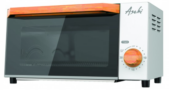 Asahi Oven Toaster 7liters Wood Handle OT-711