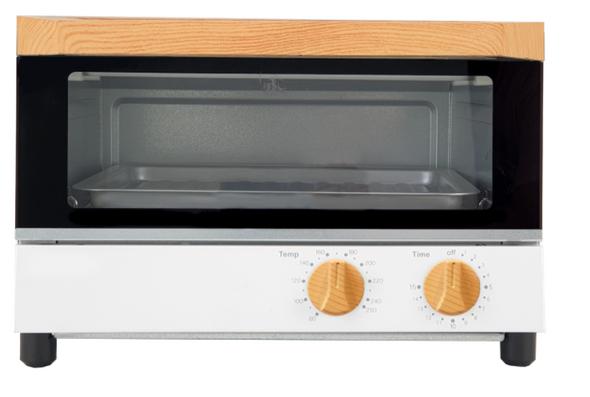 Asahi Oven Toaster 12liters Wood Handle OT-1212