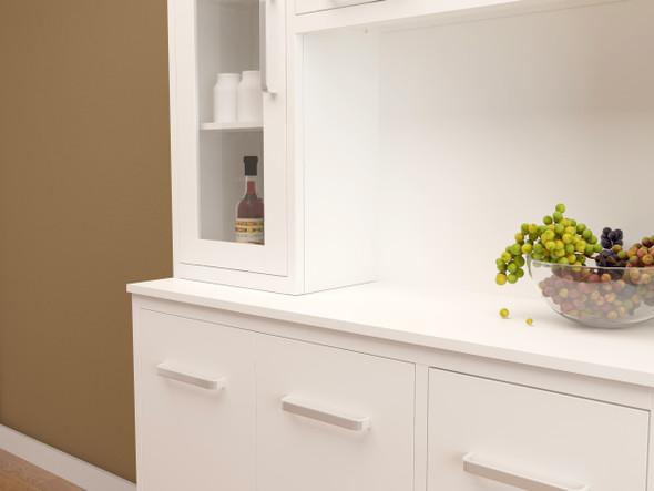 Sander Metal Kitchen Cabinet