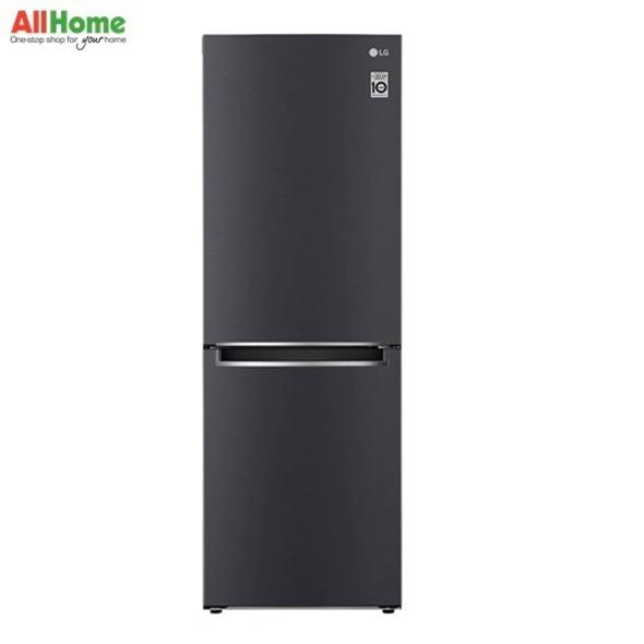 LG 2 Door Refrigerator Bottom Mount No Frost 11.8CUFT GR B369NQRM