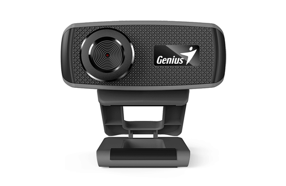 GENIUS FaceCam 1000X 720p HD Webcam with Microphone