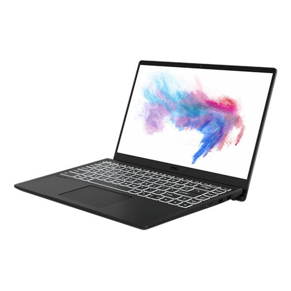"""MSI Modern 14 B10MW-262LA Laptop 14"""" FHD, Intel® Core™ i3-10110U, 512GB SSD, 8GB DDR4, Intel® UHD Graphics"""
