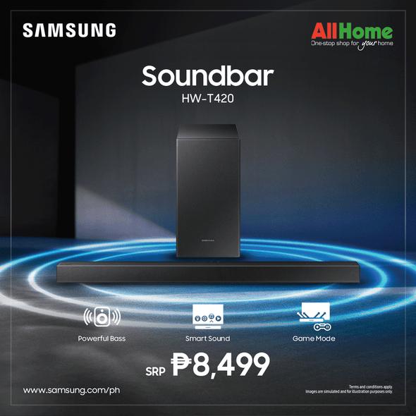 Samsung HWT420 2.1 Channel 150w Soundbar
