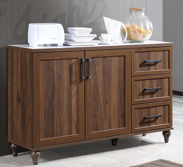ODENY Kitchen Cabinet  / Multipurpose Cabinet