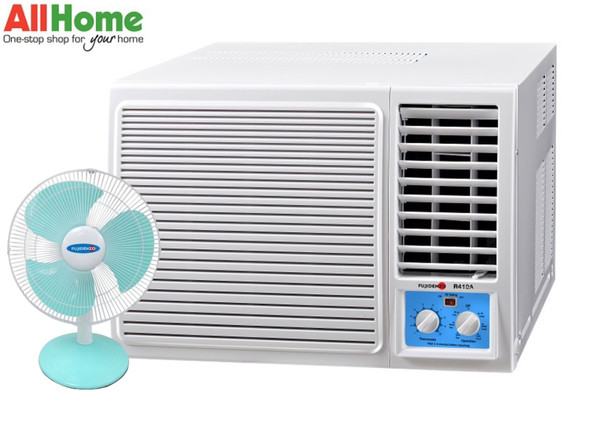 FUJIDENZO WAM-100IG Window Type Aircon 1HP Inverter Grade Refrigerant