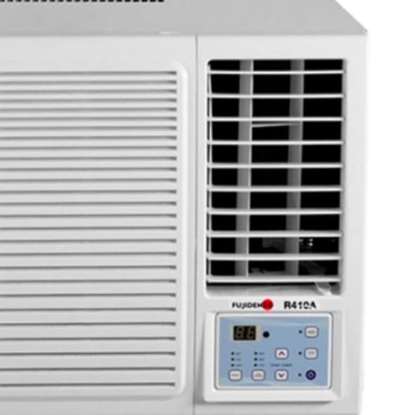 FUJIDENZO WAR240CES Window Type Aircon 2.5HP Remote