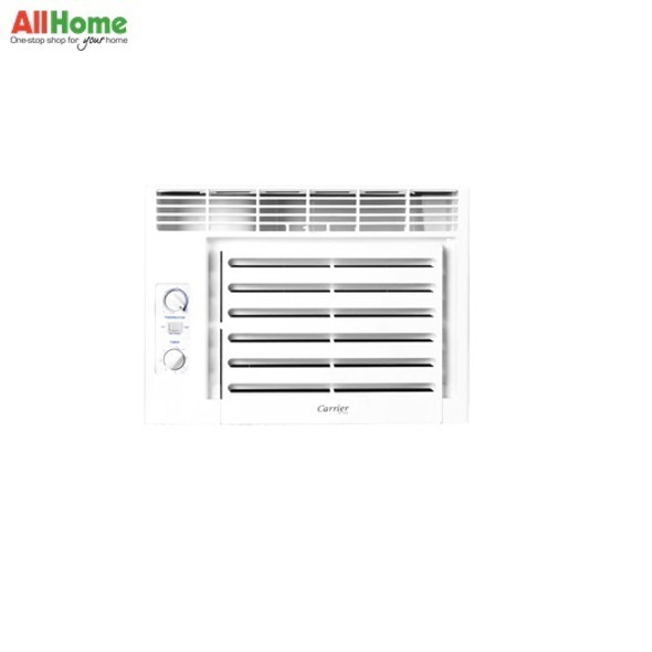 CARRIER WCARZ006EC Window Type Aircon .5HP Manual