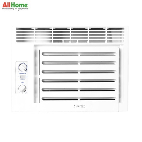 CARRIER WCARZ010EC Window Type Aircon 1HP Manual