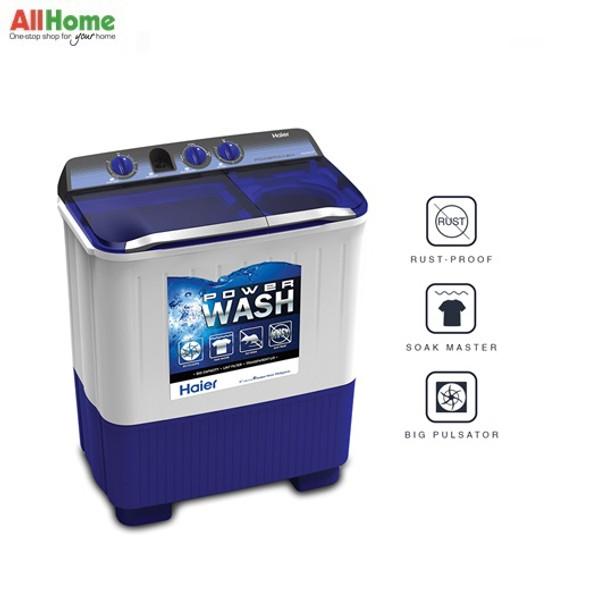HAIER Twin Tub Washing Machine 8 kg  HW-800XP