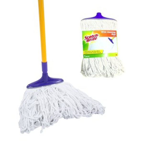 SCOTCHBRITE 1056 SB MOP WIDE CLEANING 50""