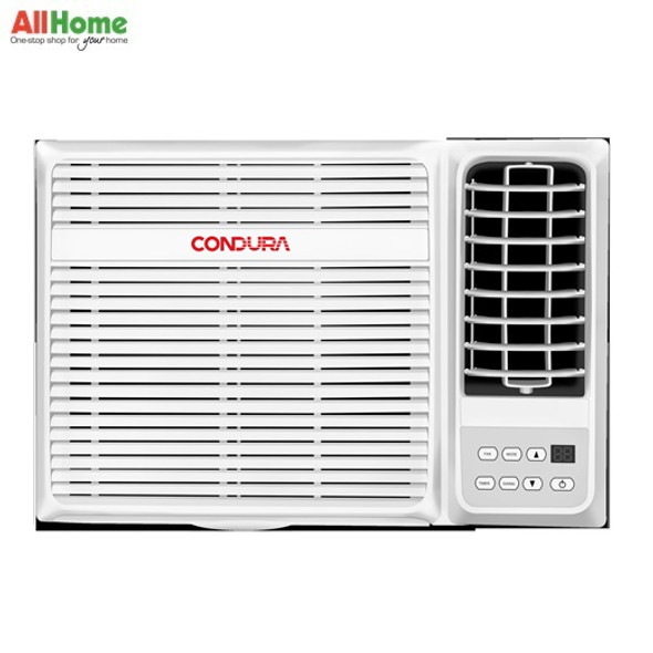 CONDURA WCONH010EE Window Type Aircon 1HP Remote