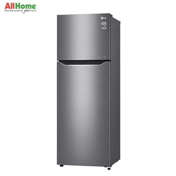 LG 2 Door Refrigerator Top Mount No Frost 9.6cuft GR C272SLCN
