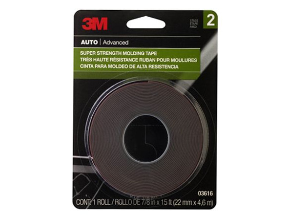 3M 1914 MOLD TAPE SUPER STRENGTH 7/8X15FT