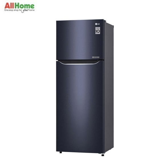LG 2 Door Refrigerator Top Mount No Frost 8cuft GR N222SQCN