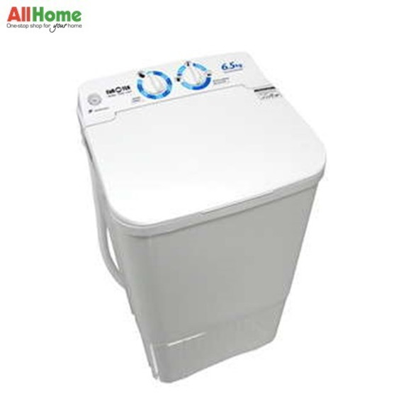 Eurotek Single Tub Washing Machine 6.5 KG EWM-65ST