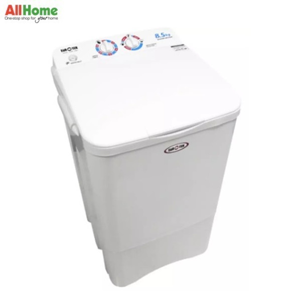 Eurotek Single Tub Washing Machine 8.5 KG EWM-85BG