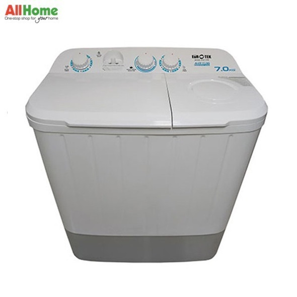Eurotek Twin Tub Washing Machine 7 kg ETW-719W
