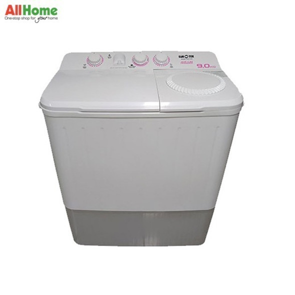 Eurotek Twin Tub Washing Machine 9 kg ETW-919W