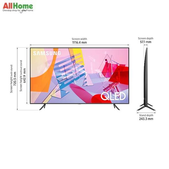 Samsung QA50Q60TAG 50 Inches 4K Smart QLED TV