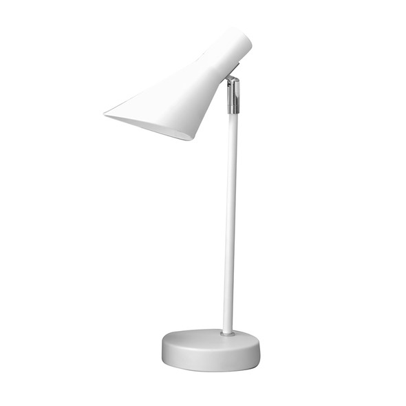 DECOR BIRD TABLE LAMP H40 WHITE