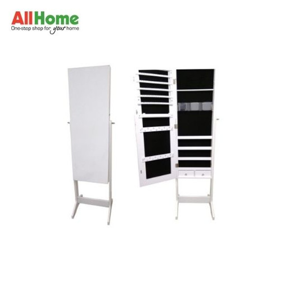 Mirror Stand Full Length Mirror Cabinet Organizer with side lock WD-W6718