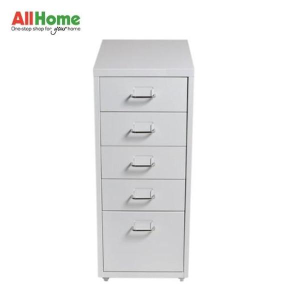 Xhelio 5-layer Metal Drawer , Mobile Cabinet, Mobile Pedestal