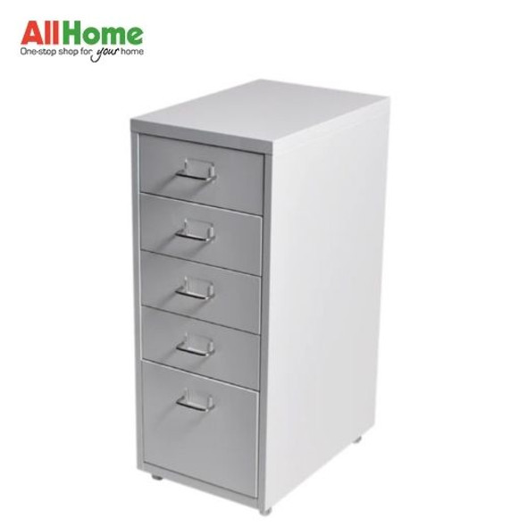 Xhelio 5-layer Metal Drawer , Mobile Cabinet, Mobile Pedestal