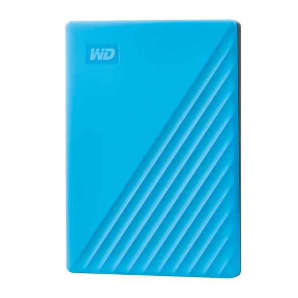 WESTERN DIGITAL My Passport 2TB External Hard Drive Blue
