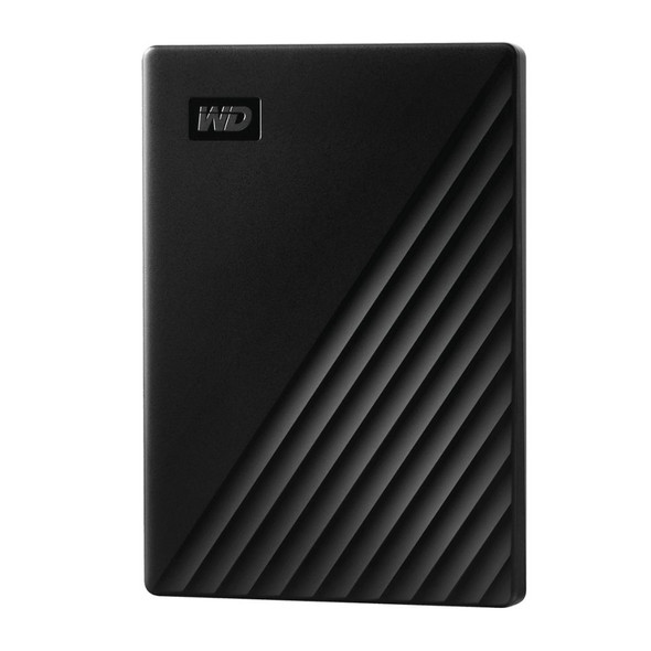 WESTERN DIGITAL My Passport 2TB External Hard Drive Black