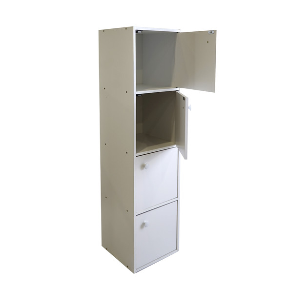 MAXI III 4 Tier Cabinet with Door