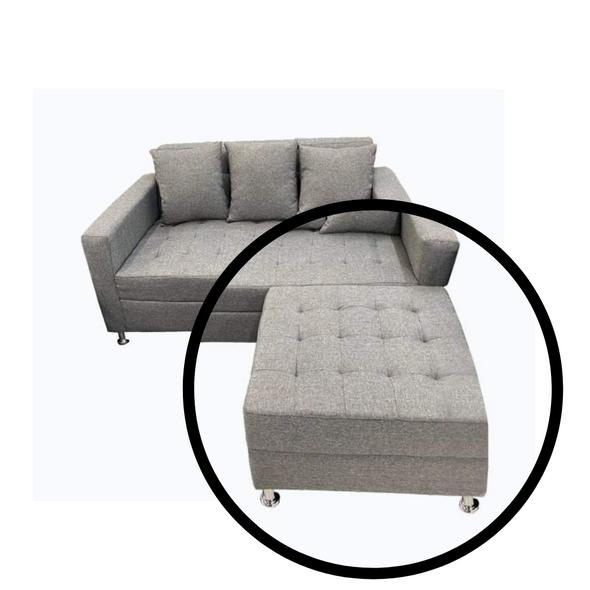 Amanda 2 Seater Sofa with Ottoman