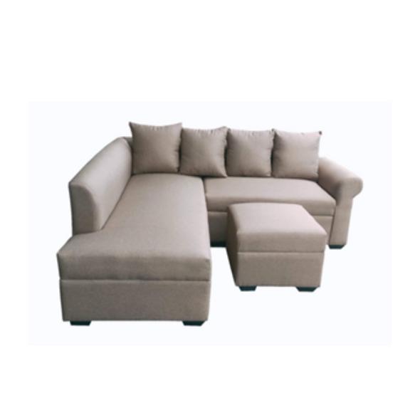 Francheska Corner L-type Sofa