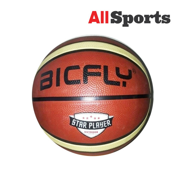 BICFLY STAR PLAYER YELLOW BROWN