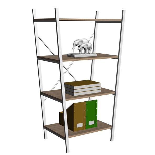 ORIEL 3227-BS Bookshelf / Open shelf / Display shelf