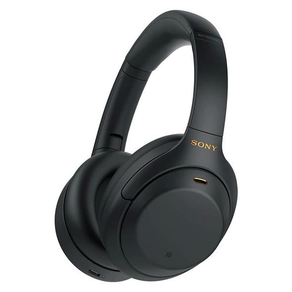 SONY WH-1000XM4 Headphones Black
