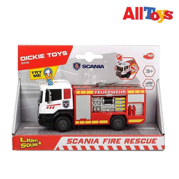SCANIA FIRE RESCUE MINI