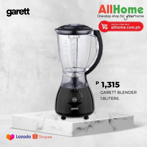Garett 1.8L Blender