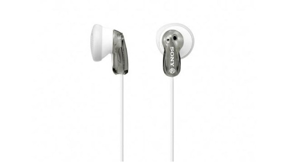SONY MDR-E9PL Wired In-Ear Headphones Gray