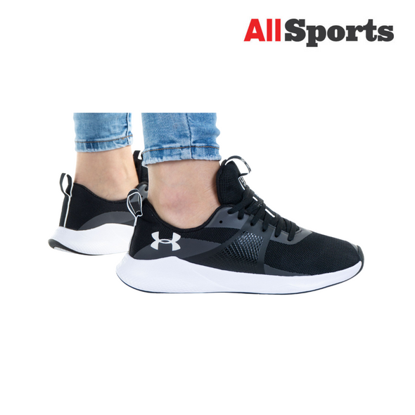 ALLSPORTS-UNDER ARMOUR 3022619-001 WOMENS CHARGED AURORA