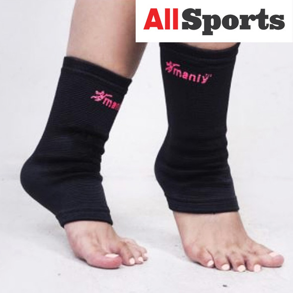 ALLSPORTS-MANLY  ELASTIC ANKLE SUPPORT