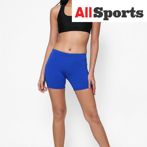 ALLSPORTS-WOMANLY LADIES COMPRESSION SHORTS