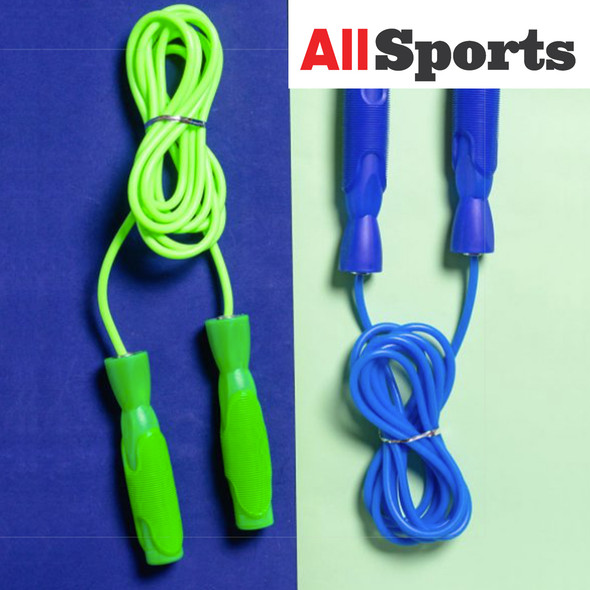 ALLSPORTS-WOMANLY WJR009 JUMPING ROPE ASSORTED COLORS