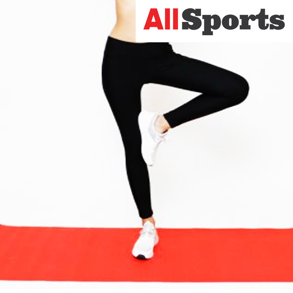 ALLSPORTS-WOMANLY YMPVC YOGA MAT PVC ASSORTED COLORS
